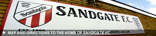 Getting to Sandgate FC