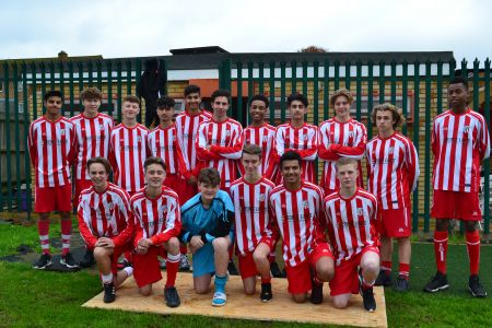 Sandgate Football Club Under 18's squad