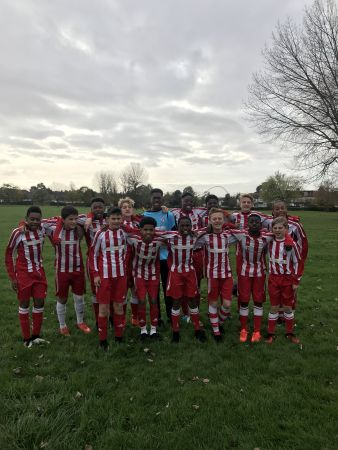Sandgate Football Club Under 14's Arrows squad