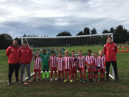 Sandgate Football Club Under 7's squad